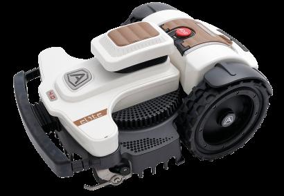 Billede af Ambrogio 4.0 Elite modellen, som kommer med forskellige batteri pakker