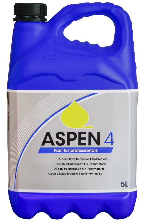 Aspen 4 - Alkylatbenzin - Miljøbenzin