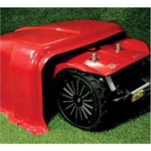 Ambrogio L250, s+, elite DeLuxe Robotklipper incl. Garage