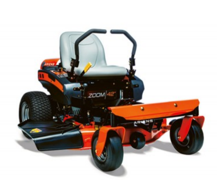 Ariens Zoom 42 + 34 Tommer