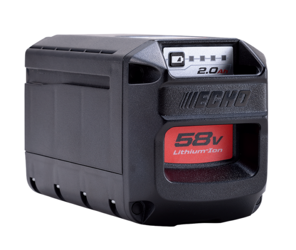 Echo 2AH Batteri med 58 volt