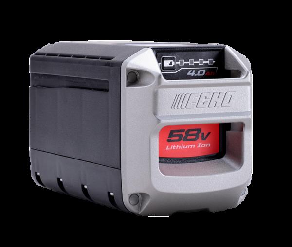 Echo 4AH batteri med 58 Volt