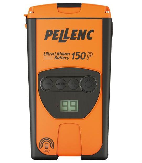 Pellenc Ultra Lithium batteri 150