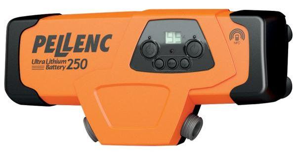 Pellenc Ultra Lithium batteri 250P