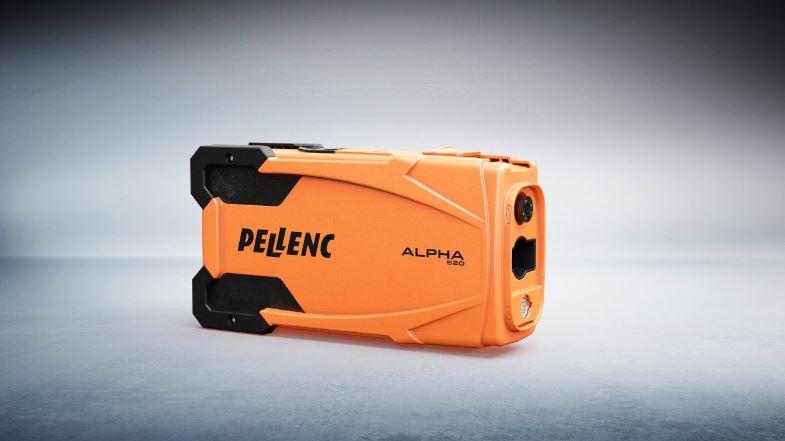 Pellenc Ultra Lithium batteri Alpha 520