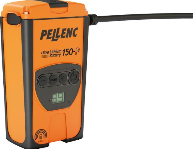 Pellenc Ultra Lithium batteri 150P