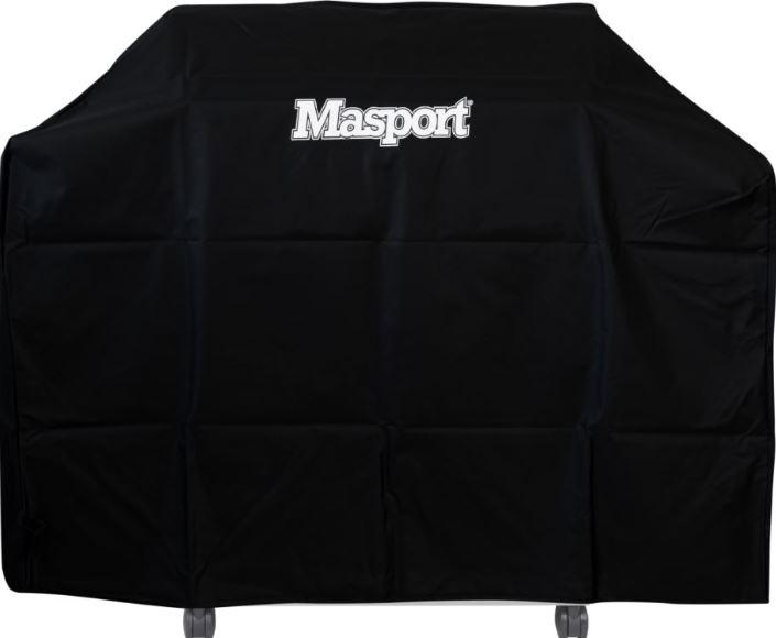 et grill overtræk til Masports Maestro, så den kan dækkes når det regner