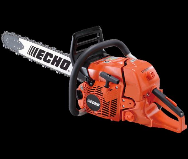 Echo Tools CS-621SX kædesav. Designet med den kraftigste motor i sortimentet