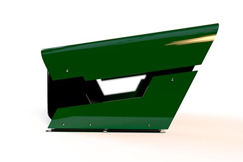 Auto-mow alu robot garage (Grøn)
