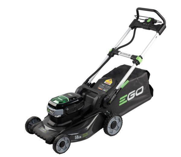 Ego power+ LM2021E-SP Batteri plæneklipper inkl 5,0 Ah Batteri og hurtiglader