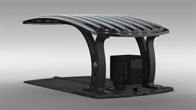 Ambrogio Robot garage til 4.0