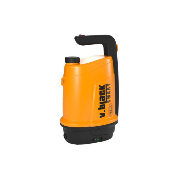 Volpi Black Smart 5L håndsprøjte.